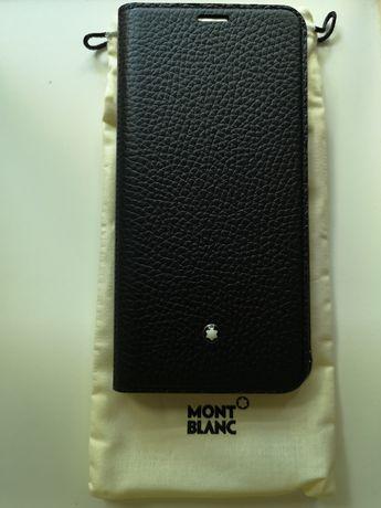 Montblanc Capa Pele Huawei Mate 10 Pro