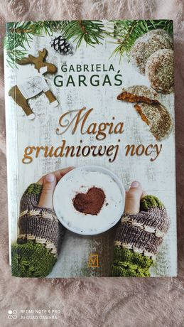 ",,Magia grudniowej nocy"" Gabriela Gargaś"