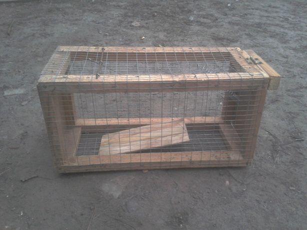 ловушка для отлова крыс, котов, куниц ,норок,белок