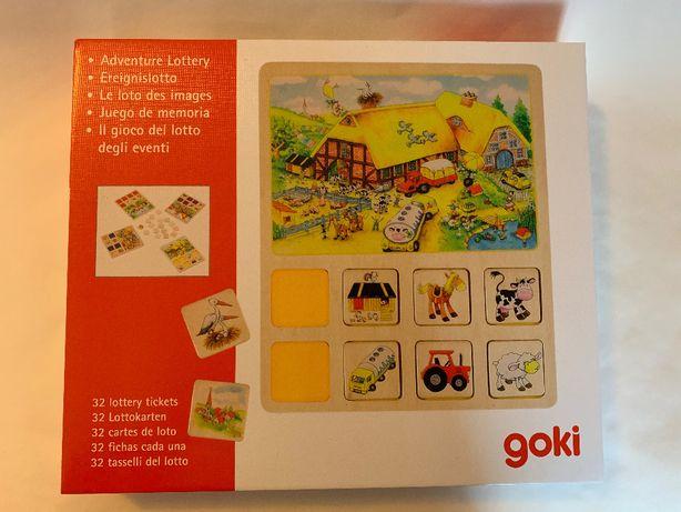 GOKI Lotto - gra na spostrzegawczość