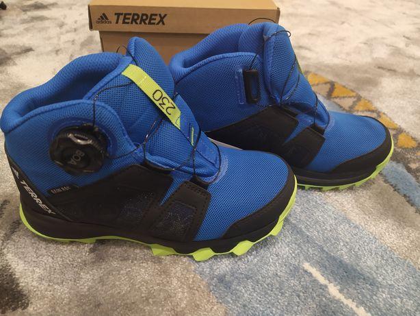 Buty trekingowe terrex boa