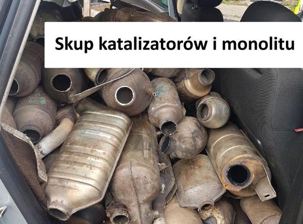Skup katalizatorów i monolitu Opole Kluczbork Brzeg Krapkowice Nysa