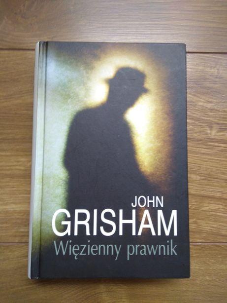 Grisham John. Więzienny Prawnik. Stan idealny.
