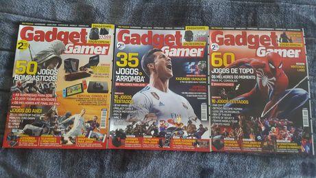 Revistas Gadget and PC: Especial Gamer