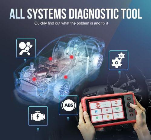 Serviços Diagnóstico Auto OBD2 Low Cost (Motor, ABS, SRS)