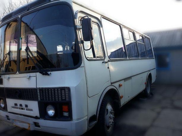 Продам автобус паз 2005 года.Дизель. В хорошем сос