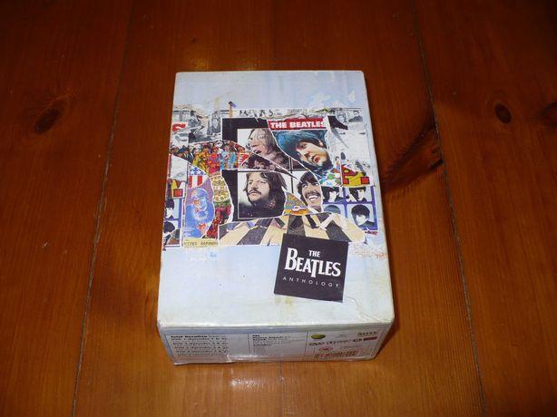 THE BEATLES ANTHOLOGY, 5 DVD, EMI Records LTD. 2003 r. Okazja! Unikat!