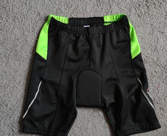 Spodenki rowerowe MUDDYFOX M shorts cycling bib