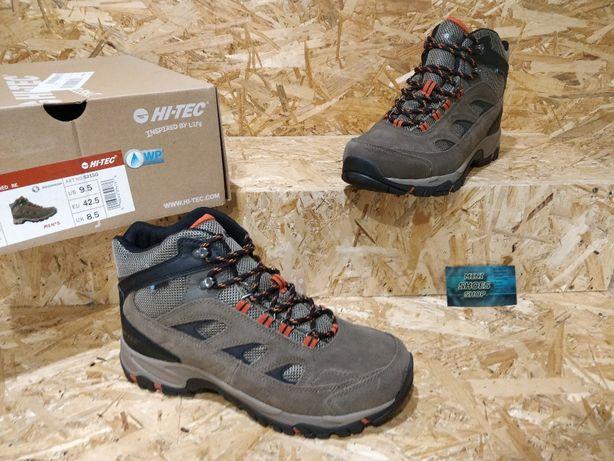 Ботинки зимние Hi-Tec Logan Waterproof влагостойкие. Новые Оригинал