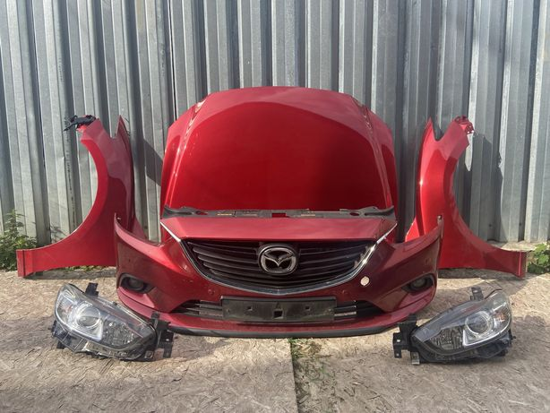 Бампер Капот Крыло Фара Mazda 6 GJ 2013-2018 РАЗБОРКА Наличие