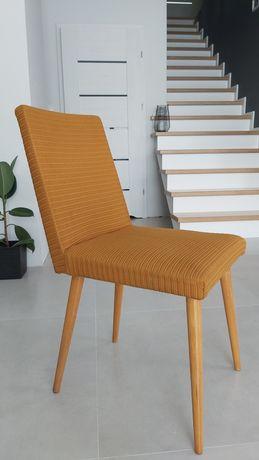 Krzesła z PRLu  6 szt.  Retro