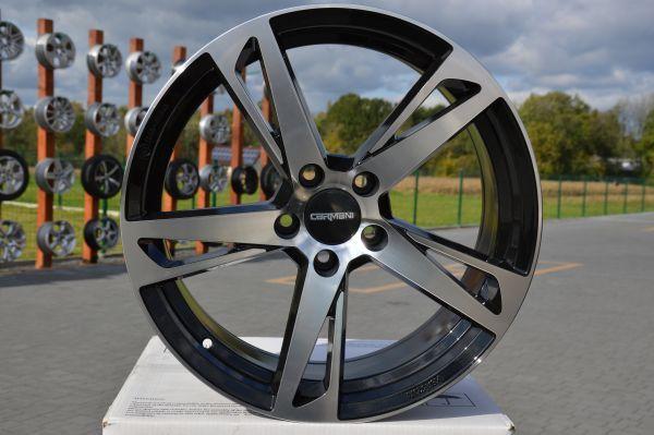 """""""RSCAR"""" - Felgi Carmani 17"""" 5x108 NOWE! Ford, Peugeot, Citroen"""