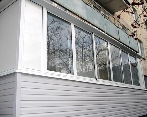 Окна балконы двери