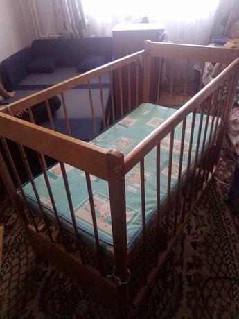 Бесплатная кроватка без матраса