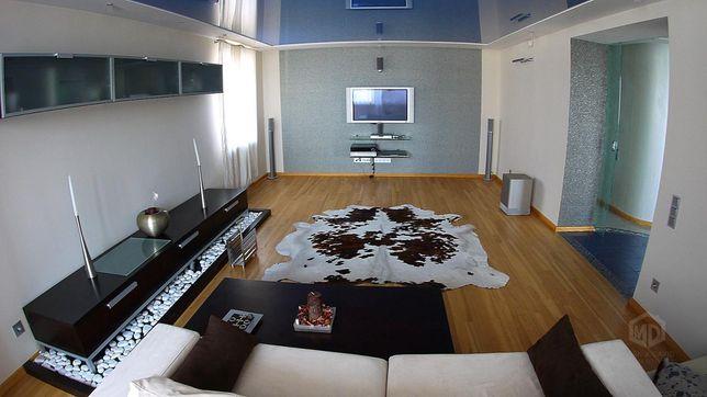 Видовая 5-комнатная 2х-уровневая квартира с авторским ремонтом
