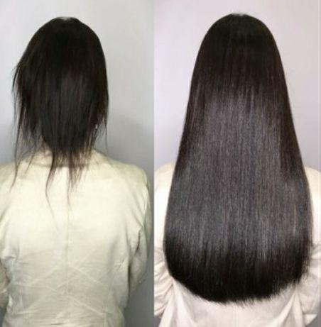 Наращивание коррекция  волос Троещина