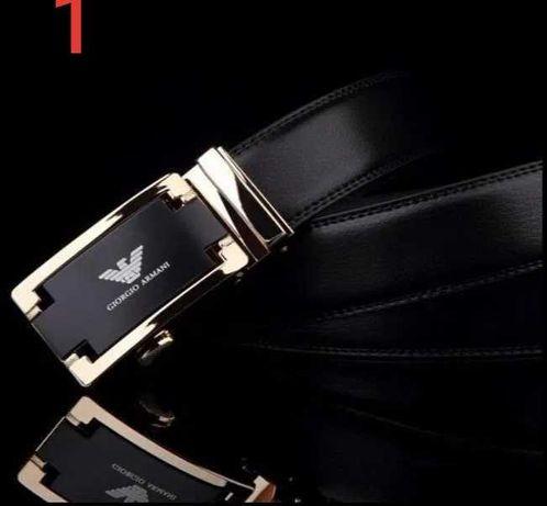 Pasek Giorgio Armani nowy 125cm klamra automatyczna