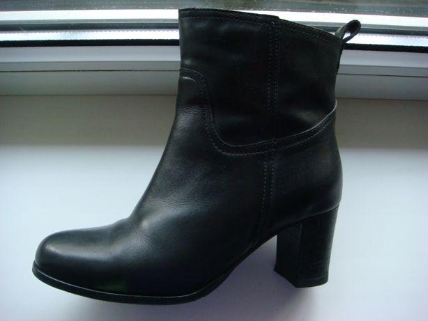 Зимнике ботиночки 37р.