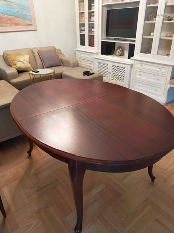 """Stół stylowy drewniany .""""Dawny Ludwik"""""""