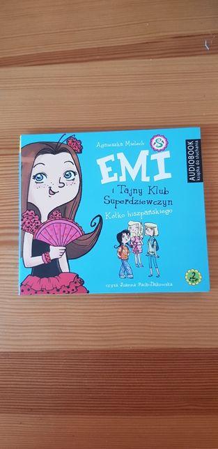 Emil i tajny klub super dziewczyn płyta