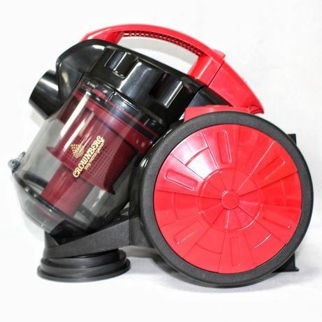 Циклонный пылесос Crownberg CB-0111 с регулятором скорости 2400W