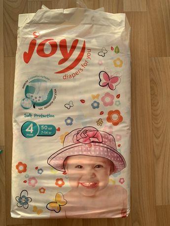 Памперсы  joy