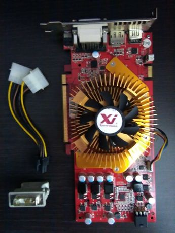 Відеокарта NVidia GeForce 9600GT 512MB DDR3 HDMI 2*DVI