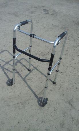 Balkonik podpórka inwalidzka