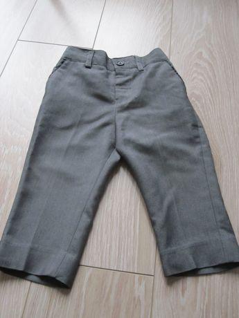 Spodnie eleganckie next rozmiar 80