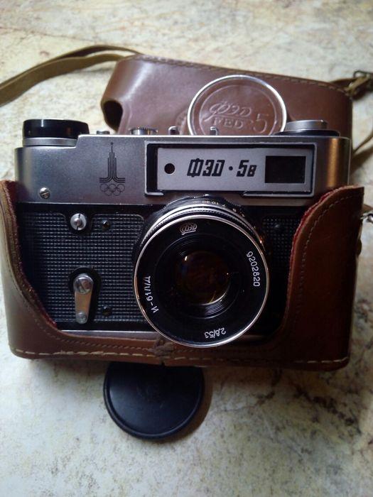 Продам фотоаппарат FED 5 Харьков - изображение 1