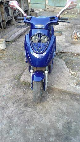 скутер гранд прикс новигатор