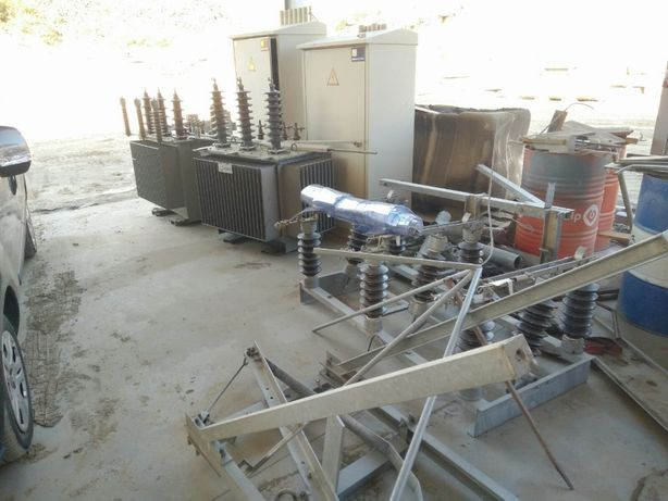 PT - Posto Transformação 250kVA (Ano 2009)