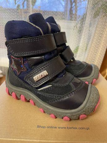 Bartek зимние ботинки, сапожки