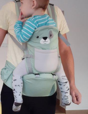Nosidełko dla dziecka, dwuczęściowe