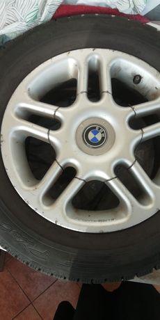 Kola zimowe oryginal BMW 225/60 R15 Alu