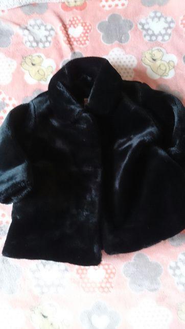 Futerko płaszczyk ciepły