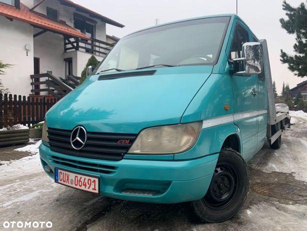 Mercedes-Benz Sprinter 313  Sprinter 313 CDI Serwisowany nowa rama i najazd