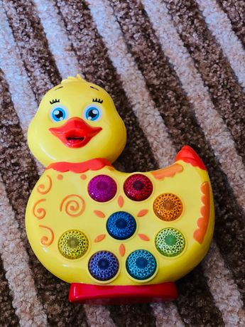 Музыкальная игрушка «Качечка»