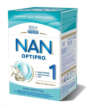 Mleko Nan Opitipro 1