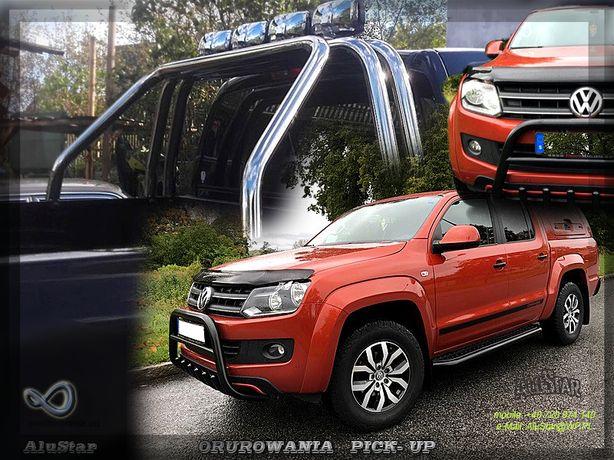 Pick UP Amarok Hilux L200 Zabudowa Paki Orurowanie
