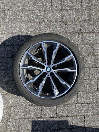 """Koła BMW X3 G01, X4, 20"""" cali Mpakiet oryginalne Wzór 699"""