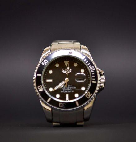 Relógio Homem Clássico Metálico NOVO