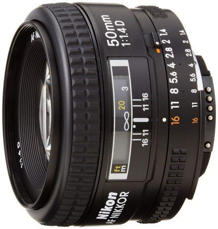 Nikon AF FX NIKKOR 50mm F/1.4D