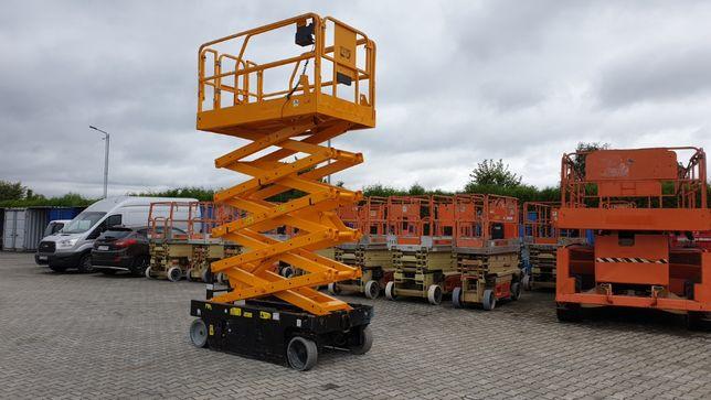 Elektryczny podnośnik nożycowy GENIE GS 3246 - wysokość 12 metrów