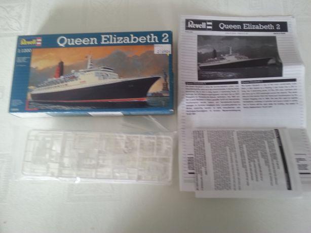 Model do sklejania Queen Elizabeth 2