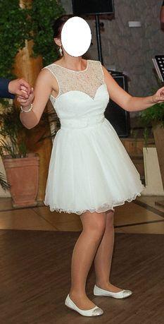Sukienka ślub cywilny, wesele, poprawiny