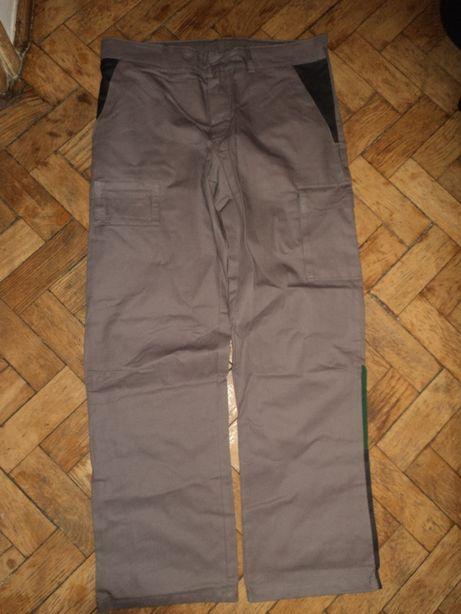 Spodnie robocze nowe UVEX niemieckie