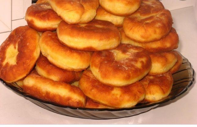 Пирожки,беляши жареные