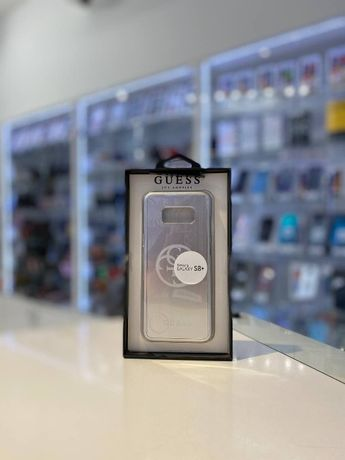 Etui GUESS Hard Case Samsung Galaxy S8 Plus Telakces Galeria Łódzka