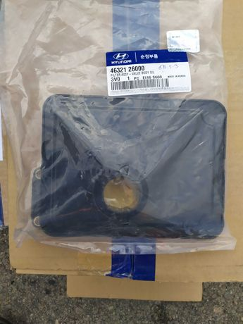 Фильтр АКПП 6 ступ.. Hyundai / Kia  + Прокладка фильтра (MOBIS )